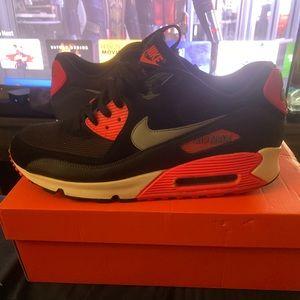 Nike air max 90 black Inferred (2013)